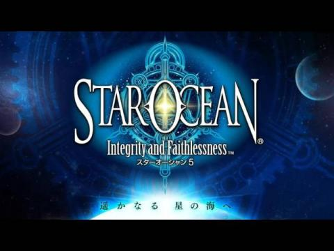 Field Demo (TGS Version) - Star Ocean: Integrity and Faithlessness Music Extended