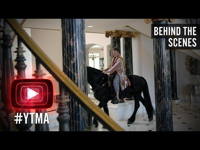 ​Ed Sheeran & Rudimental­ Bloodstream ​[Official Behind the Scenes­  YTMAs]