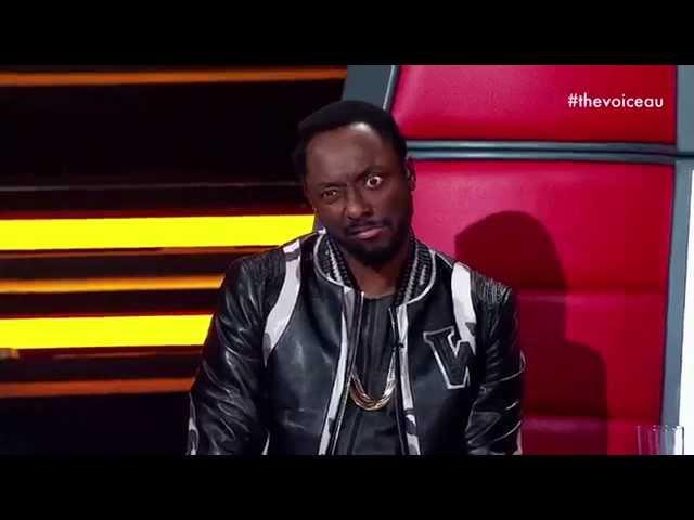 Famished Coaches | The Voice Australia 2019