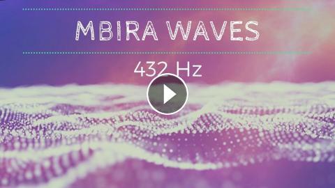 HEALING MUSIC @432Hz ⦑ MBIRA WAVES ⦒ Meditation Music