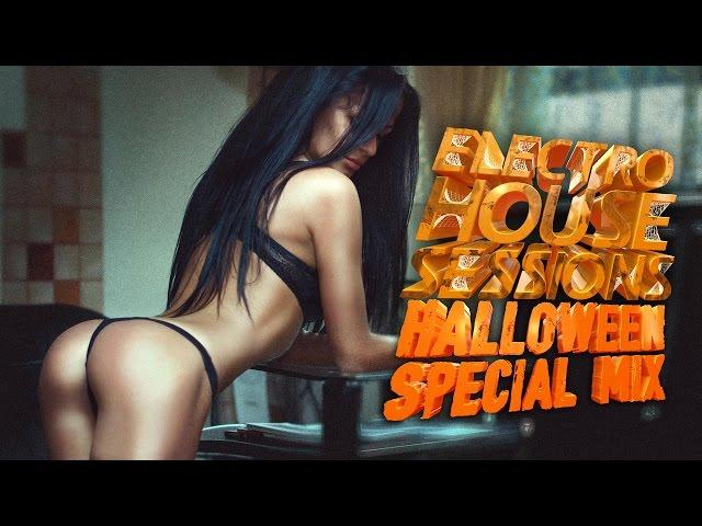 ELECTRO & DANCE HOUSE MUSIC MIX 2014 - SPECIAL HALLOWEEN MIX