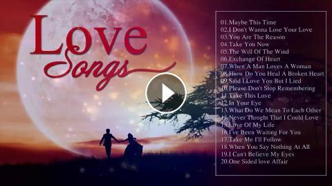 Greatest Love Songs 70s 80s 90s Playlist - Best Love Songs Of 70's