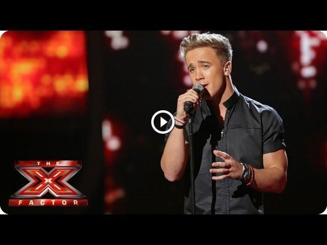 Sam Callahan sings All I Want Is You by U2 - Live Week 3