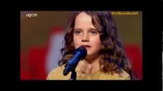 Amira Willighagen Zingt Opera - Holland's Got Talent 2013 (complete Versie Incl. Interviews)