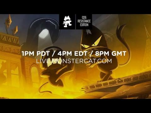 Join us on the Monstercat Podcast (026 Resistance Edition