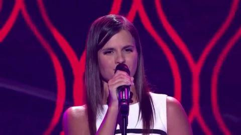 Lize Heerman Sings My Baby Just Cares For Me | The Voice Australia 2015