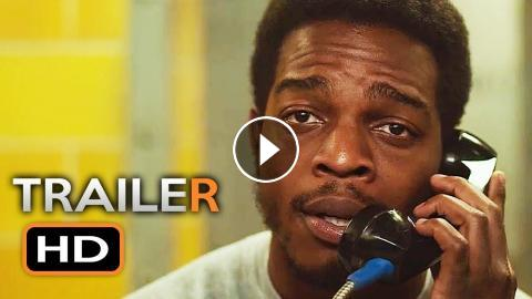 IF BEALE STREET COULD TALK Official Trailer (2018) Barry