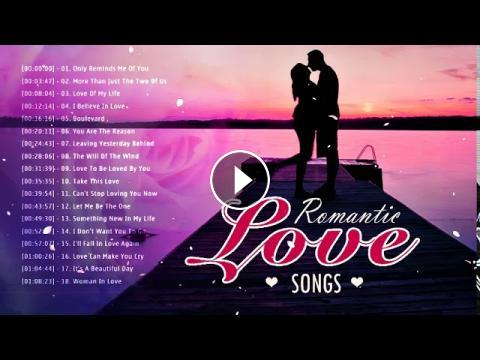 Most Romantic Love Songs Playlist 70's 80's 90's - Most Old