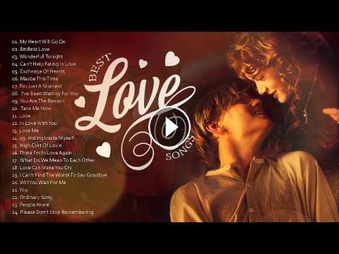 Best Love Songs 80's 90's Playlist - Greatest Hits Love