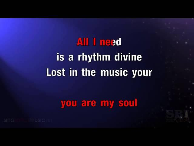 you are my all and all karaoke
