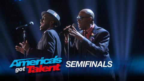 "CraigLewis Band: Friends Deliver Emotional ""Change is Gonna Come"" Cover - America's Got Talent 2015"
